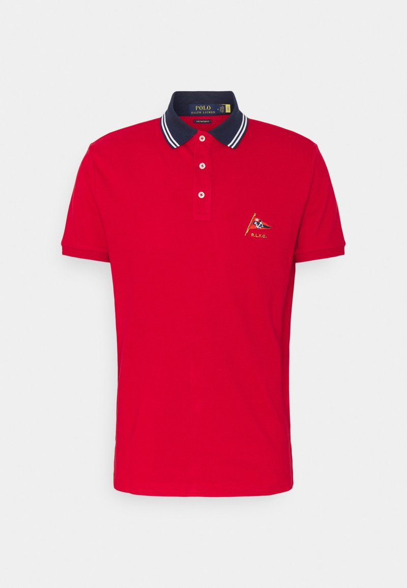 Polo Ralph Lauren - BASIC - Pikeepaita - red