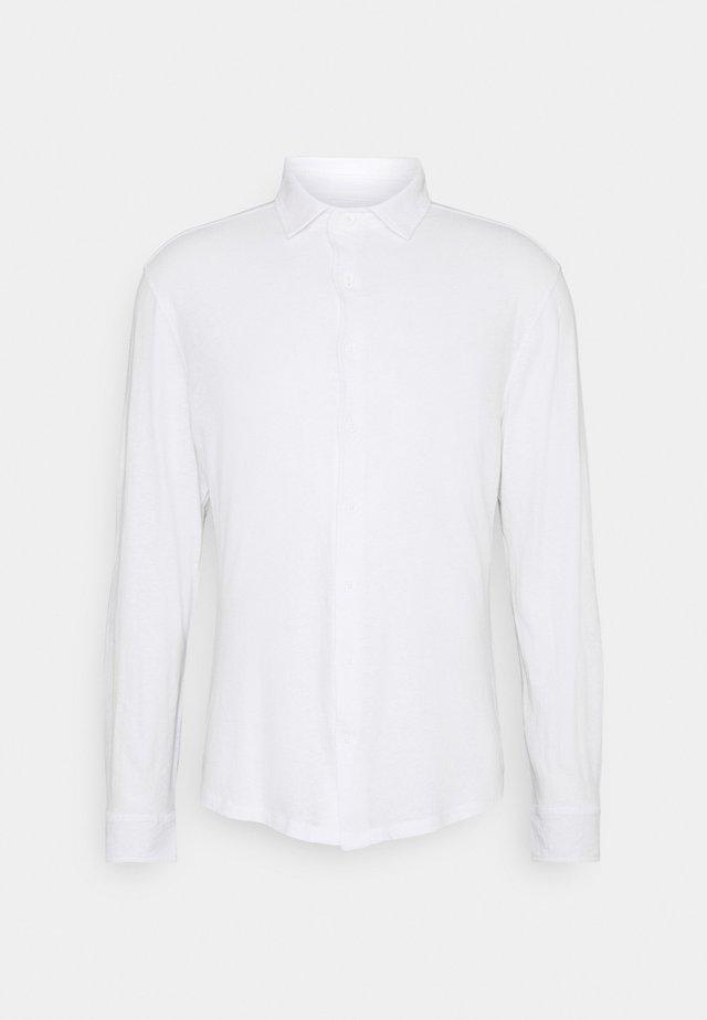 BLEND - Hemd - white