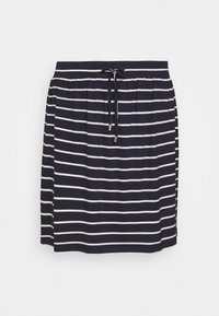 Esprit - SKIRT - Mini skirt - navy - 0