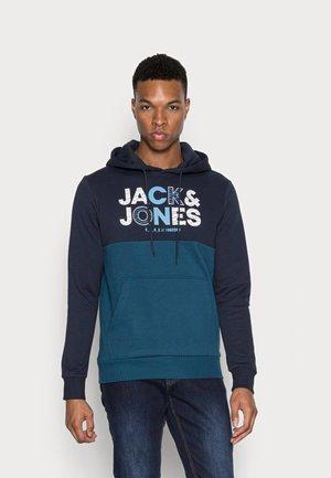 JCOSTEVE HOOD  - Sweatshirt - navy blazer