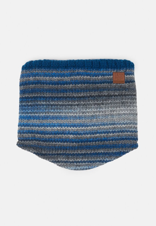 KIDS BOY TUBE - Snood - blaugraumeliert