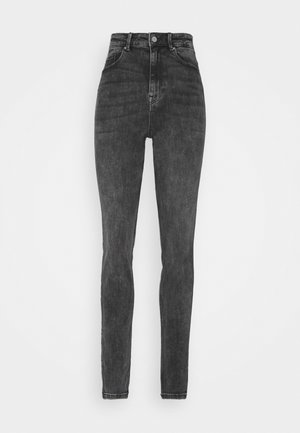 PCLILI - Jeans Skinny Fit - medium grey denim