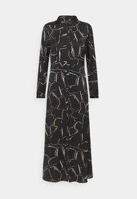 Vero Moda - VMCALA  ANCLE DRESS  - Maxi dress - black - 3