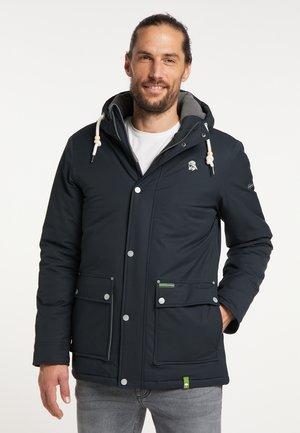 Winter jacket - dunkelmarine