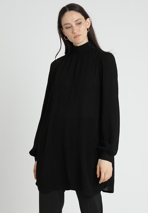 TRINE TUNIC - Tunika - black deep
