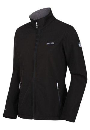 CONNIE  - Soft shell jacket - black