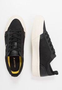 Lyle & Scott - DAWSON - Sneakersy niskie - true black - 1