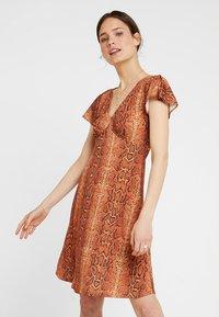 Anna Field - Day dress - orange - 0