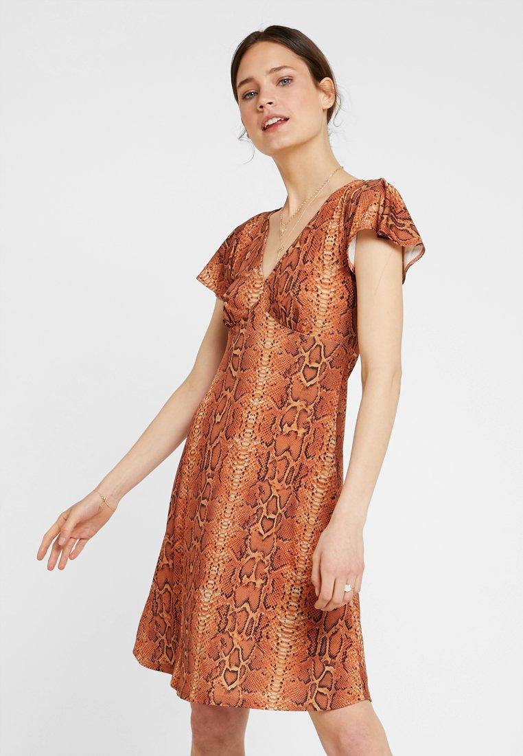 Anna Field - Day dress - orange