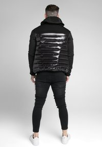 SIKSILK - NEO BUBBLE JACKET - Jas - black - 2