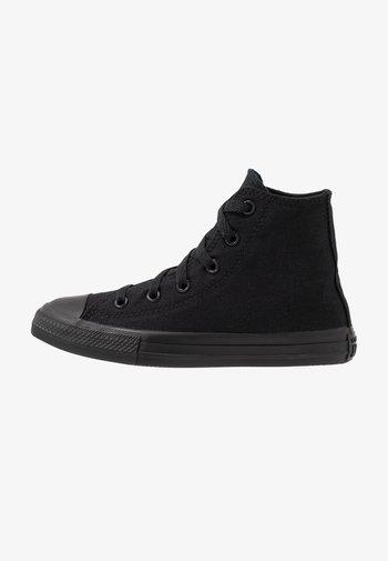 CHUCK TAYLOR ALL STAR  - Sneakers alte - black monochrome