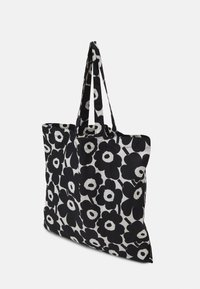 Marimekko - KIOSKI LOPULTA UNIKKO BAG - Tote bag - off white/black - 1