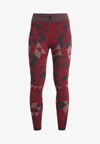 Yogasearcher - QUARTZ - Legging - rouge - 4