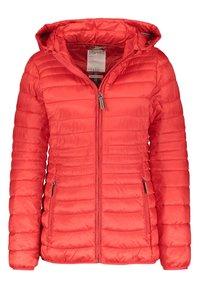 Esprit - DAMEN MIT KAPUZE - Winter jacket - rot (74) - 3