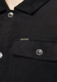 Volcom - LIKEATON JACKET - Summer jacket - black - 4