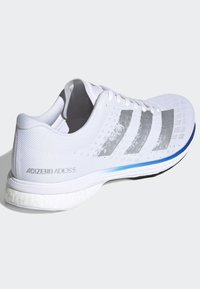 adidas Performance - ADIZERO ADIOS 5 SHOES - Neutral running shoes - white - 4