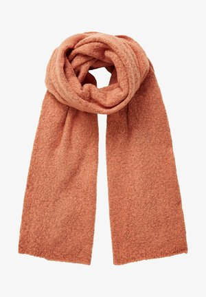 Scarf - clay rose