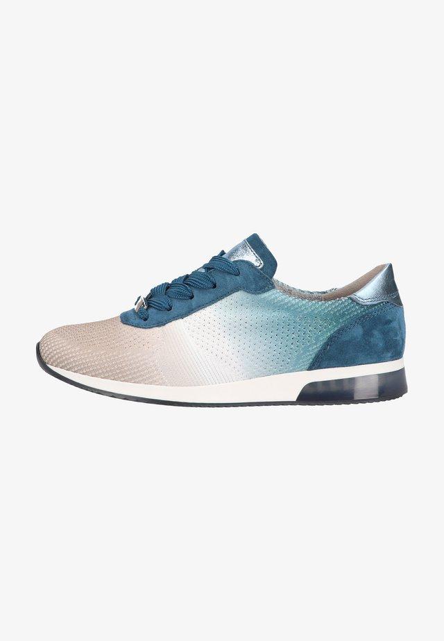 Sneakers laag - atlantis-multi,capri/sky