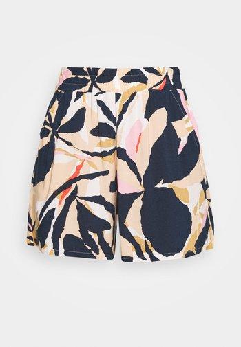 JILL - Shorts - dark beige