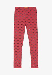 Staccato - THERMO KID - Leggings - neon red - 2