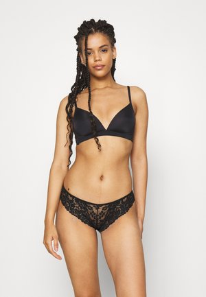 GREER 3PP BRIEF  - Slip - black