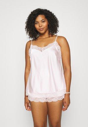 SLINKY CAMI - Pyjamas - soft pink