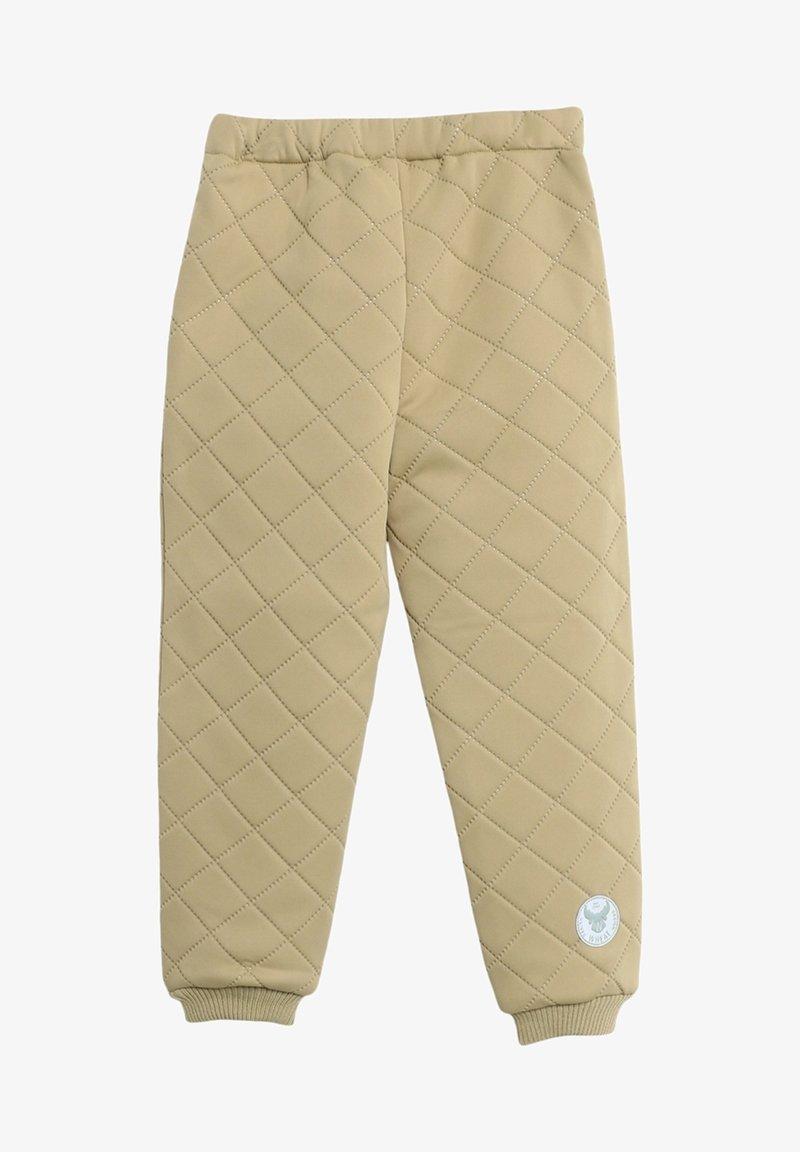 Wheat - Tracksuit bottoms - beige