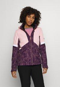 Ziener - TAHIRA LADY  - Skijakke - violet - 0