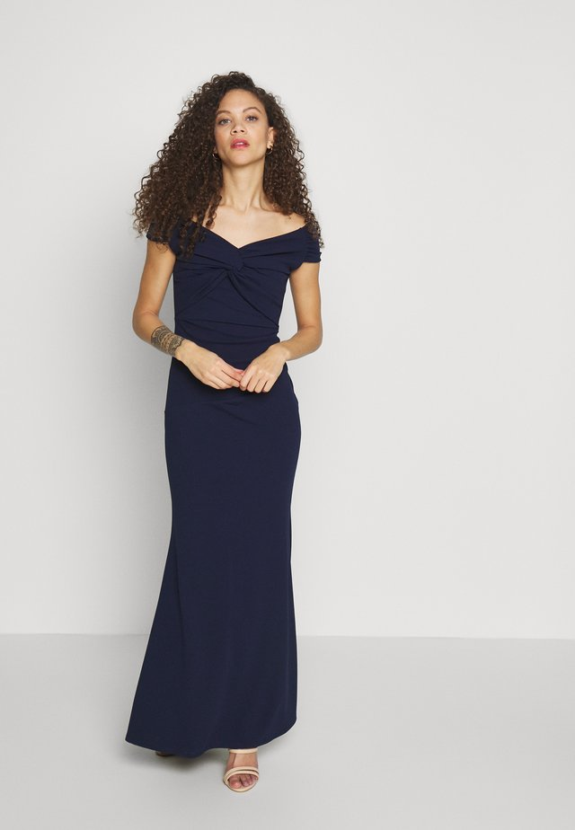 MARINA - Robe de cocktail - navy
