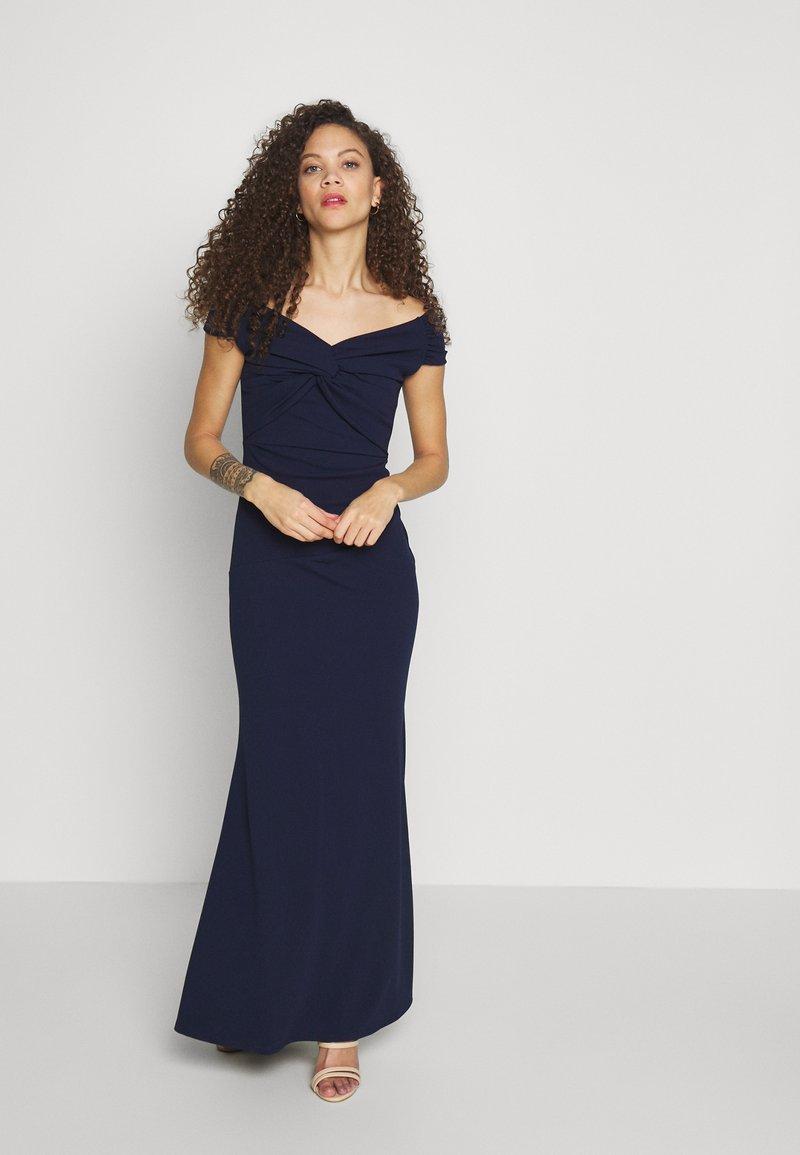 SISTA GLAM PETITE - MARINA - Suknia balowa - navy