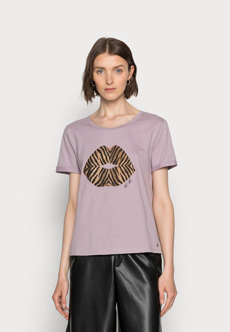Cream - DYTTA  - Print T-shirt - nirvana