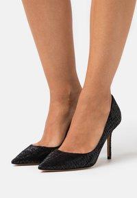 Pura Lopez - High heels - swanky black - 0