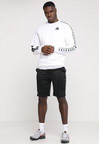 Kappa - EDWIN - Sweatshirt - white - 1