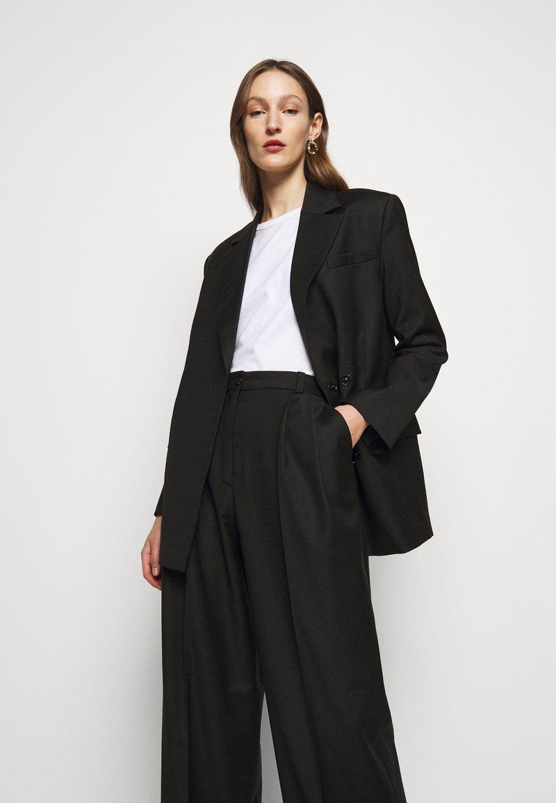House of Dagmar - CHARLOTTE  - Short coat - black