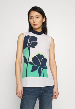 GRAPHIC - Blouse - sand