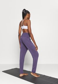 Deha - PANTS - Trainingsbroek - violet - 2