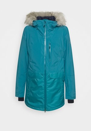 MOUNT BINDOINSULATED JACKET - Ski jacket - canyon blue