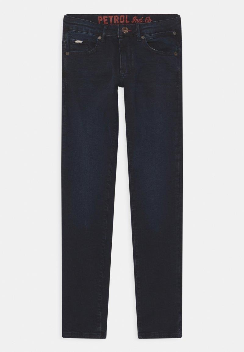Petrol Industries - Slim fit jeans - dark-blue denim