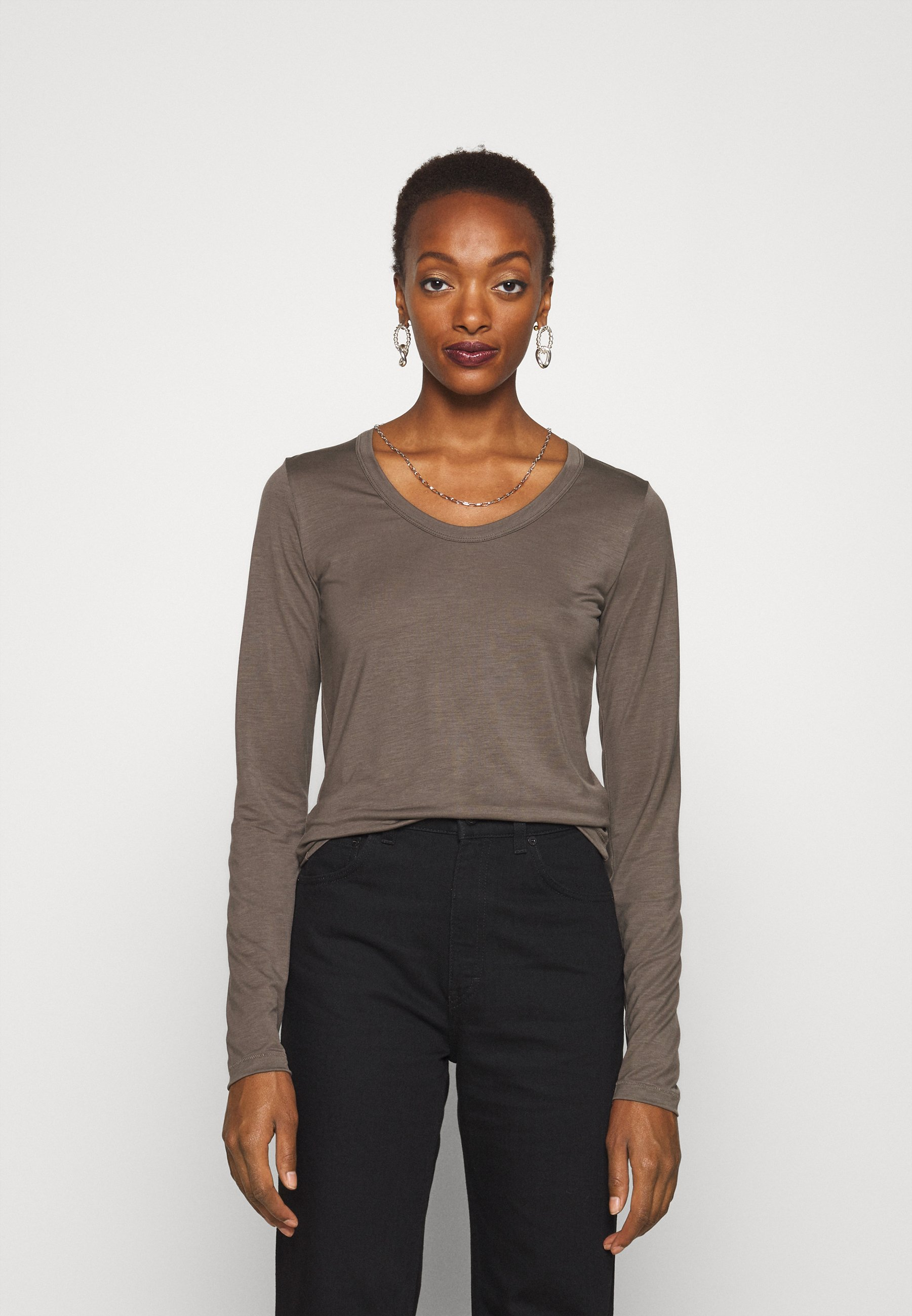 Women PRIMULA - Long sleeved top