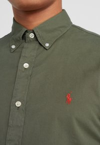 Polo Ralph Lauren - SLIM FIT - Hemd - defender green - 4