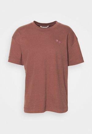 UNISEX - Basic T-shirt - vapour nude