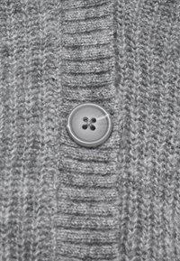 Even&Odd - Cardigan - mottled grey - 6