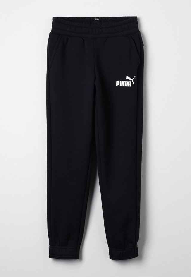 ESS LOGO SWEAT PANTS FL CL B - Pantaloni sportivi - black