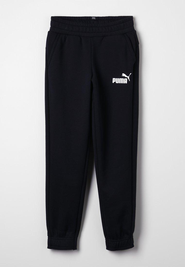 Puma - ESS LOGO SWEAT PANTS FL CL B - Pantalon de survêtement - black