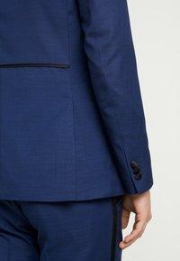 Jack & Jones PREMIUM - JPRSOLARIS SINATRA TUX SUIT SUPER SLIM FIT - Kostym - medieval blue - 6
