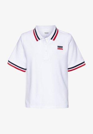 HIGH RISE  - Polo shirt - white