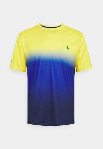 SHORT SLEEVE - T-shirt imprimé - fall royal/multicolor