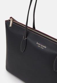 kate spade new york - ZIP TOTE - Tote bag - black - 5