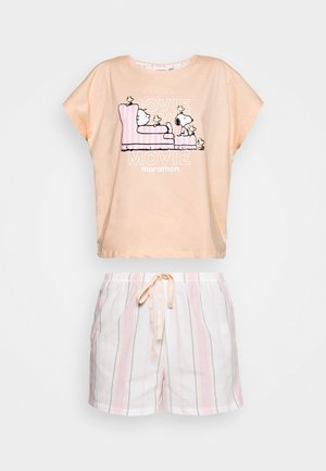 MOVIE - Pyjamas - tangerine