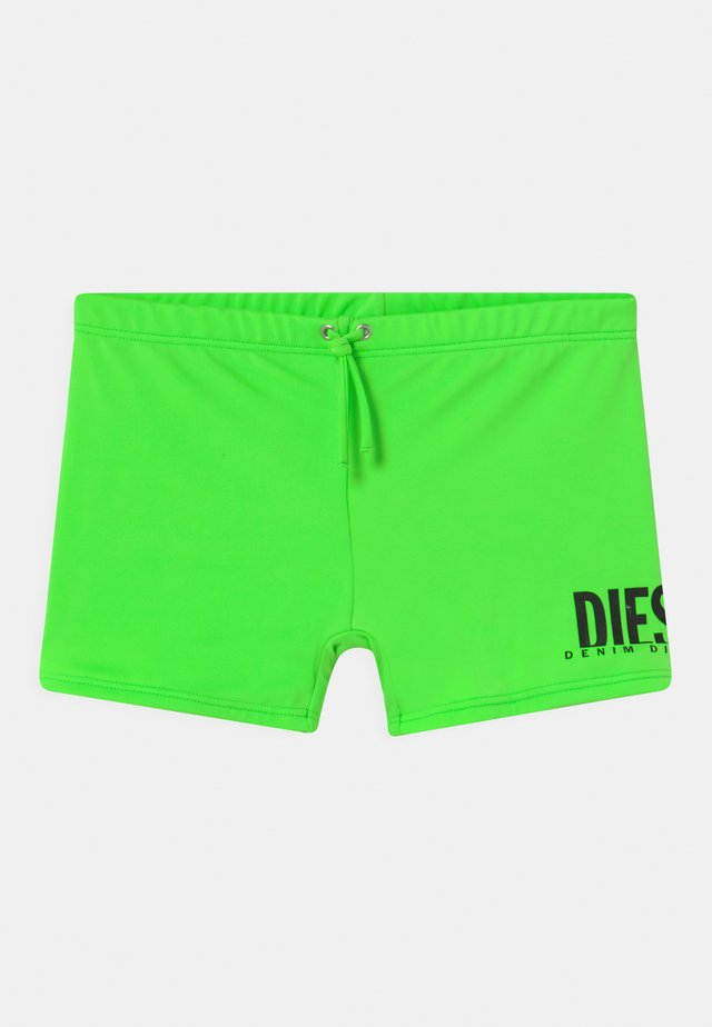 MOKY UNISEX - Swimming trunks - green fluo